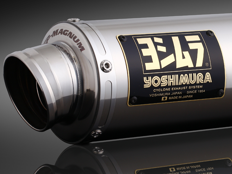 【Yoshimura Asia】Hệ thống ống xả GP Magnum (TYPE DOWN) TIS Certified - Webike Thailand